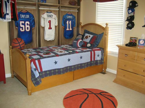 Sylvie20 39 s blog a topnotch site - Toddler boy sports room ideas ...